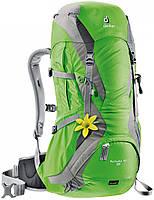Туристический рюкзак 30+3 л. для походов в горы, экскурсий FUTURA 30 SL DEUTER, 34244 2415 зеленый