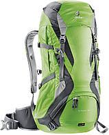 Трекинговый рюкзак 32+3 л. для хайкинга, походов в горы FUTURA 32 DEUTER, 34254 2431 зеленый