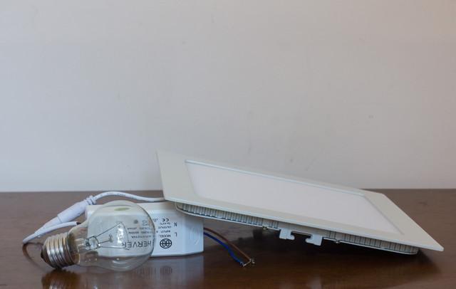 потолочный встраиваемый LED светильник Bellson фото 2