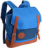 Городской рюкзак на шнуровке 15 л. Gin Мексиканец, цвет голубой/синий