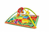 Детский Развивающий коврик Джунгли