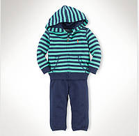 Детский спортивный костюм Polo с капюшоном