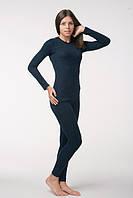Термобелье женское синее мод.512