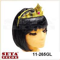 Корона «Заморская Принцесса» на обруче