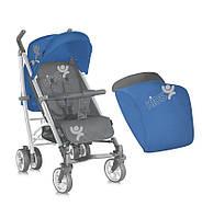 Коляска прогулочная Bertoni S 200 Blue&Gray Kids