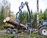 Лесовозный прицеп FARMA G2 T 10G2