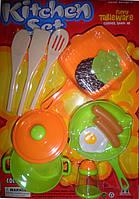 Набор для игры Посуда с продуктами