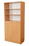 Шкаф книжный (ДСП) 850х432х1864
