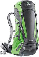 Качественный, туристический рюкзак 24 л. для треккинга AC AERA 24 DEUTER, 34714 4221 черный