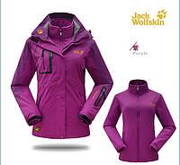 Спортивная женская курточка Jack Wolfskin