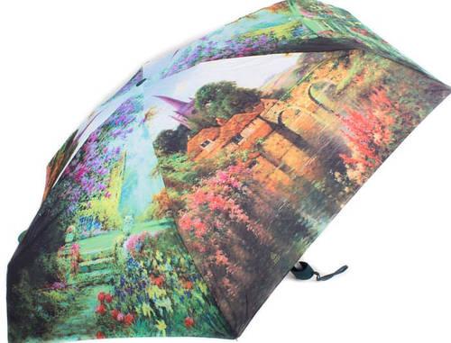 Удивительный женский облегченный компактный механический зонт ZEST (ЗЕСТ) Z25515-4