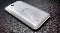 Декоративная защитная пленка для HTC T328d шлифованный аллюминий