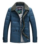 Молодежная теплая мужская курточка Cartelo