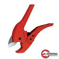 Труборез для труб PVC Intertool NT-0004  0-42 мм.