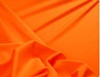 Термоткань ярко-оранжевая fluo  (бифлекс с начесом)