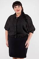 Жакет-куртка больших размеров, разные цвета