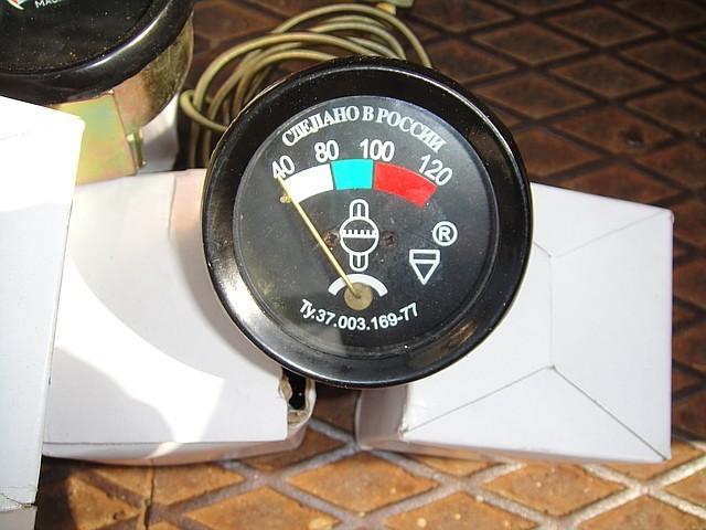 Датчик температуры на мтз 82 1 | Схема УРАЛ 4320-41