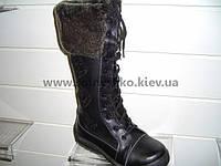 Ботинки - сапоги зимние для девочки BY129264Y
