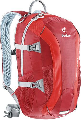 Спортивный рюкзак 20 л. сверхлегкий, для альпинизма, ски-туров DEUTER Speed Lite 20, 33121 5560 красный