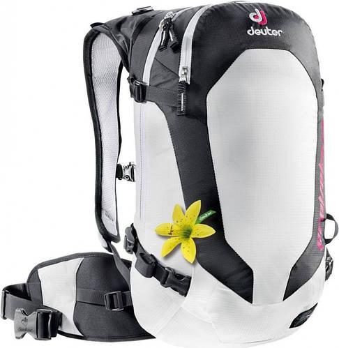 Женский рюкзак 14 л. для любителей экстрима DEUTER PROVOKE 14 SL, 33163 1700 белый