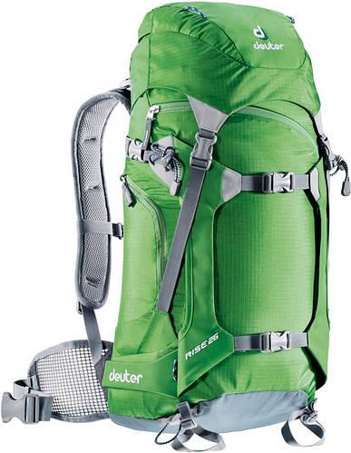 Лыжный рюкзак и бэккантри 26 л. DEUTER RISE 26, 33652 2009 зеленый