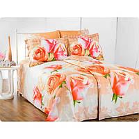 Arya Комплект постельного белья семейный Rosebella Yellow