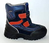 Термо ботинки - зимние ботинки детские B&G 131-248 размер 30