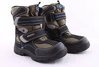 Зимняя обувь - термо сапоги детские ZTE 132-15Q