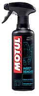 Средство для удаления следов насекомых и грязи с мотоцикла Motul E7 Insect Remover (400 ml)