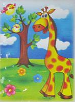 Набор для рисования  Веселый жирафчик  (7100)