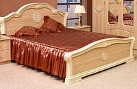 Кровать с ортопедическим каркасом  Венеция 1,8