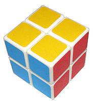 Кубик Рубика 2х2 белый.