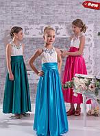 """Детское нарядное платье для девочки """"16"""""""