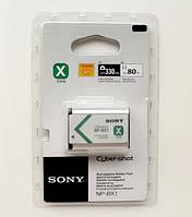 Аккумулятор NP-BX1 для видеокамер Sony HDR-AS10, HDR-AS15