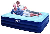Кровать надувная 3-х ярусная, 2 местная (Код: 67451)