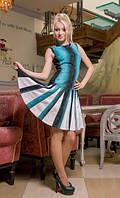 Платье женское короткое Клеш