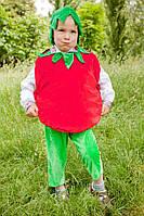 Карнавальный костюм детский Помидор №1