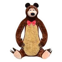 Мягкая игрушка Мишка из мультфильма Маша и медведь, MP 0387 F, 100 см