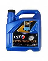 Масло ELF EVOLUTION 900 SXR 5w40 5л*
