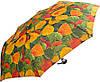 Яркий женский зонт, полуавтомат AIRTON (АЭРТОН) Z3615-35 Антиветер!