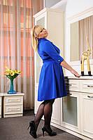Красивые женские платья больших размеров