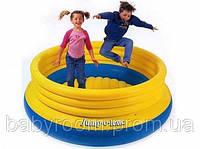 Детский игровой центр-батут Intex 48267 (203Х69)