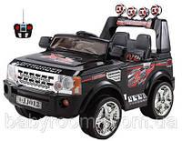 Электромобиль детский Land Rover с д/у YJ139C R/C
