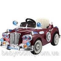 Детский Детский электромобиль Mersedes-Benz BS-018R/C (Стиль Ретро) 2014 года