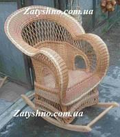 Плетеная кресло качалка, Луганск