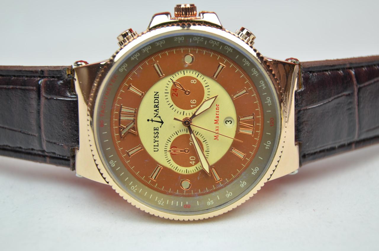 вид часы ulysse nardin marine chronograph 356 66 3/319 цена будет дискомфортно