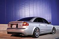 Спойлер сабля тюнинг Audi A6 C5