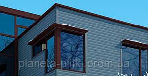 Угол наружный Alta-Siding. 3.05 м одного цвета со стайдингом