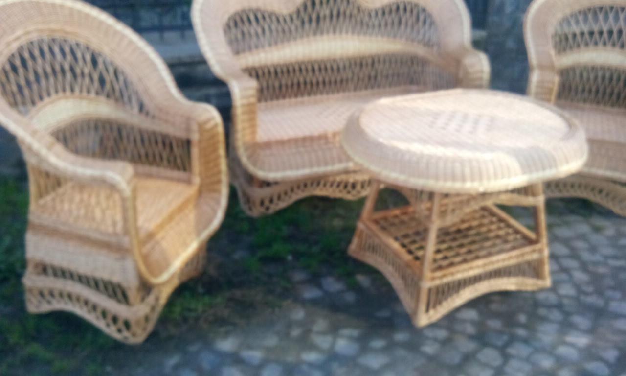 Плетеная мебель из проволоки своими руками 50