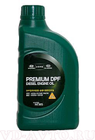 Моторное масло Hyundai 5w30 C3 05200-00120